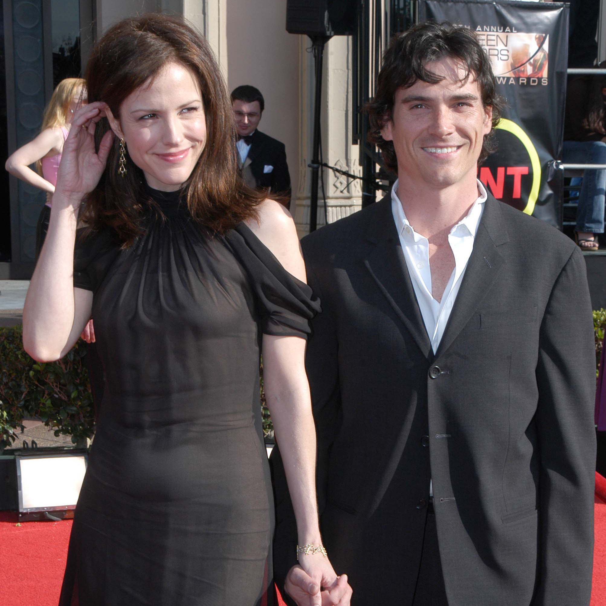 294d0fde72b Billy Crudup left Mary-Louise Parker for Claire Danes when she was seven  months pregnant.