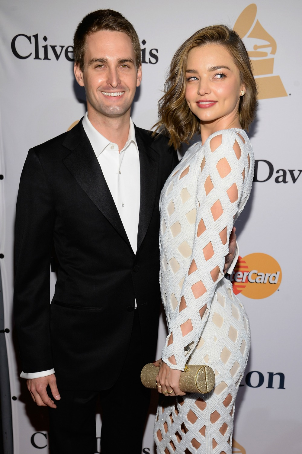 miranda kerr evan spiegel getty