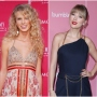 Taylor Swift Transformation Through the Years