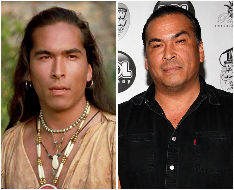 See What The Cast Of The Last Of The Mohicans Looks Like 24 Years Later Life Style Eric schweig as uncas in the last of the mohicans. last of the mohicans looks