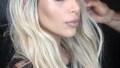 kim-kardashian-bloncde-snapchat-2