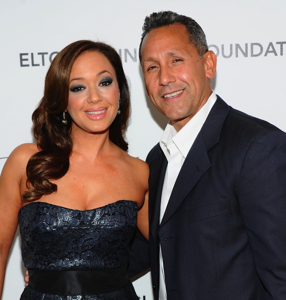 Leah Remini Calls Her Husband a Serial Cheater in New