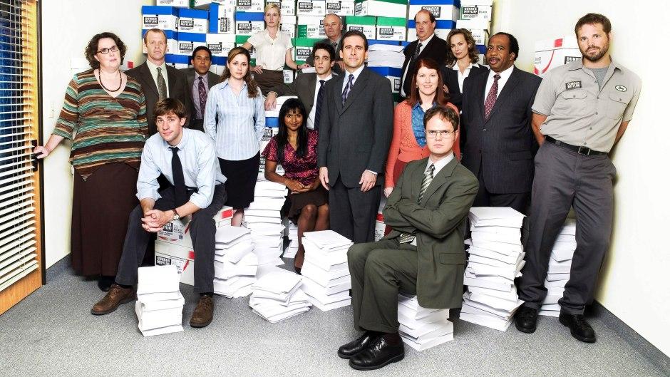 The Office Cast WATN