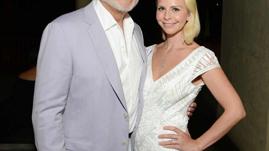 kelsey-grammer-wife-pregnant-baby