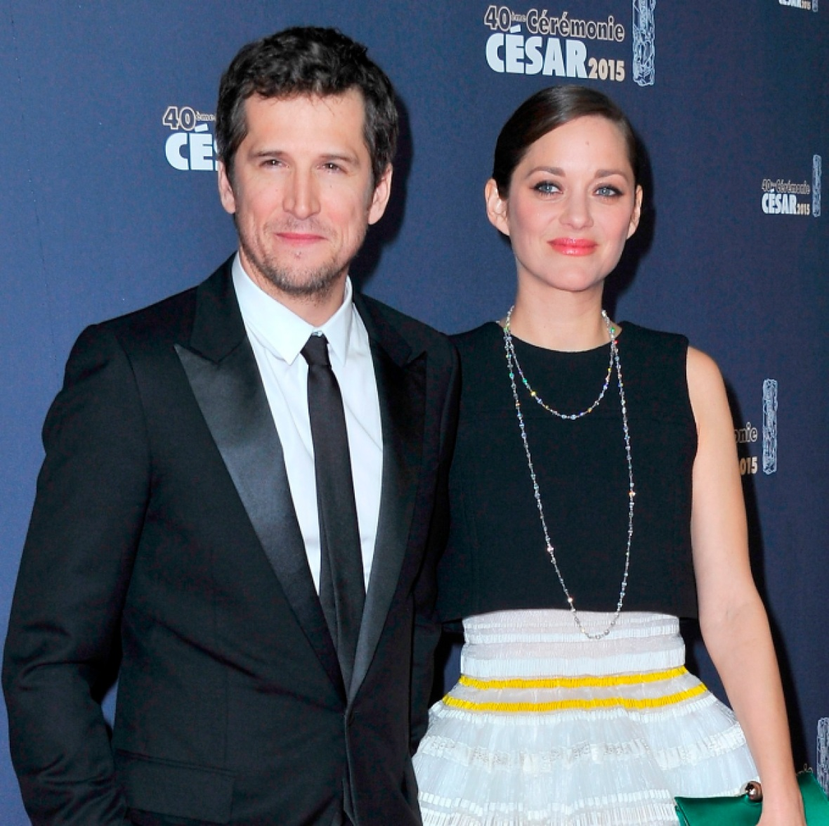 marion cotillard guillaume canet getty images