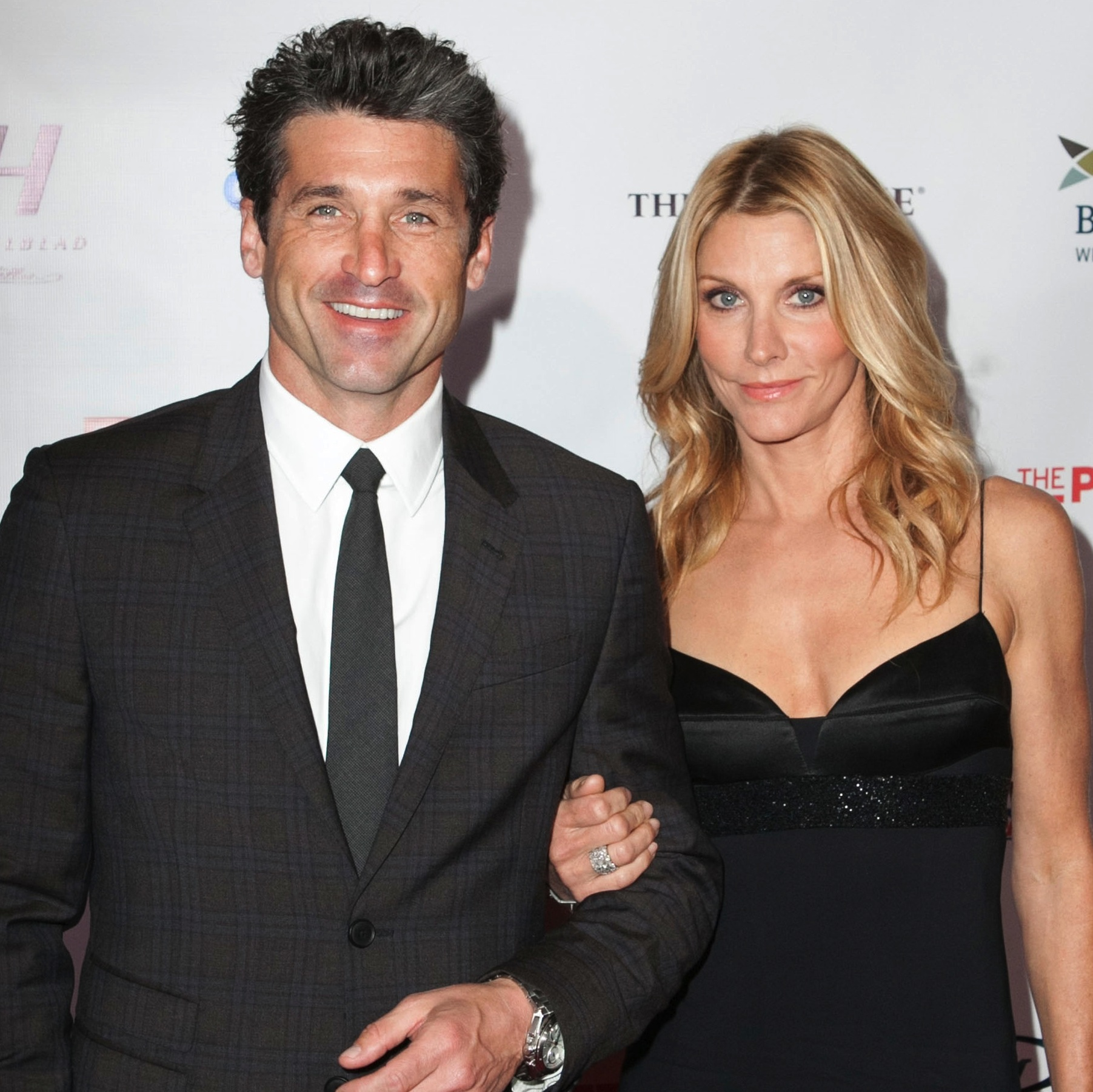 Patrick Dempsey And Wife Jillian Are Ready To Welcome Baby No 4