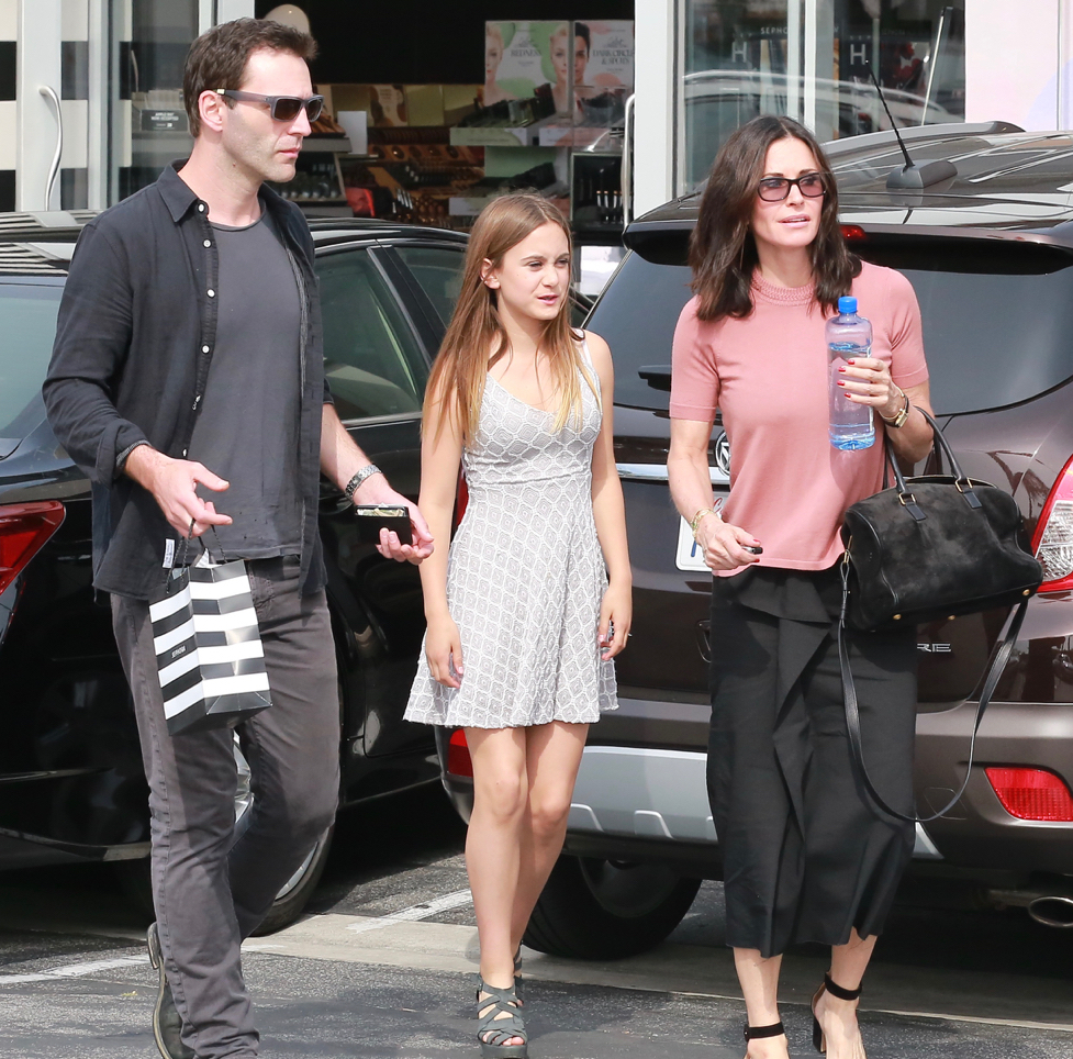 courteney cox johnny mcdaid splash