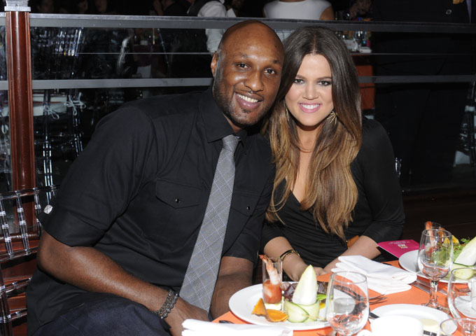 khloe and lamar (photo credit: getty images)