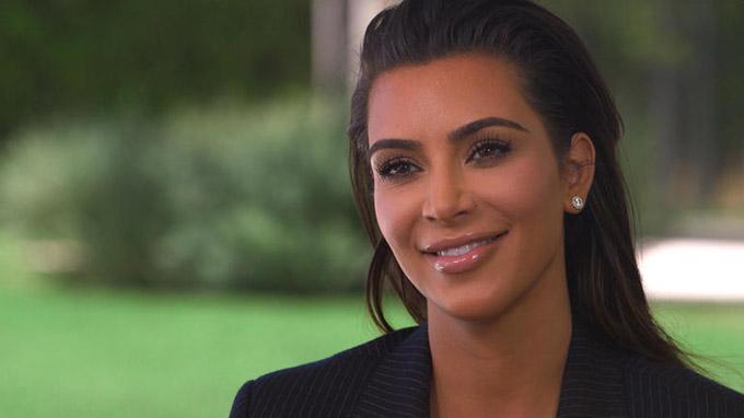 kim kardashian 60 minutes cbs