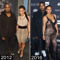 kim-kardashian-kanye-west-then-now