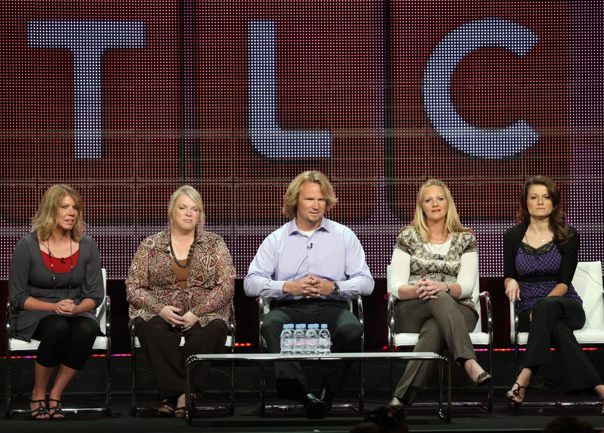sister wives getty images