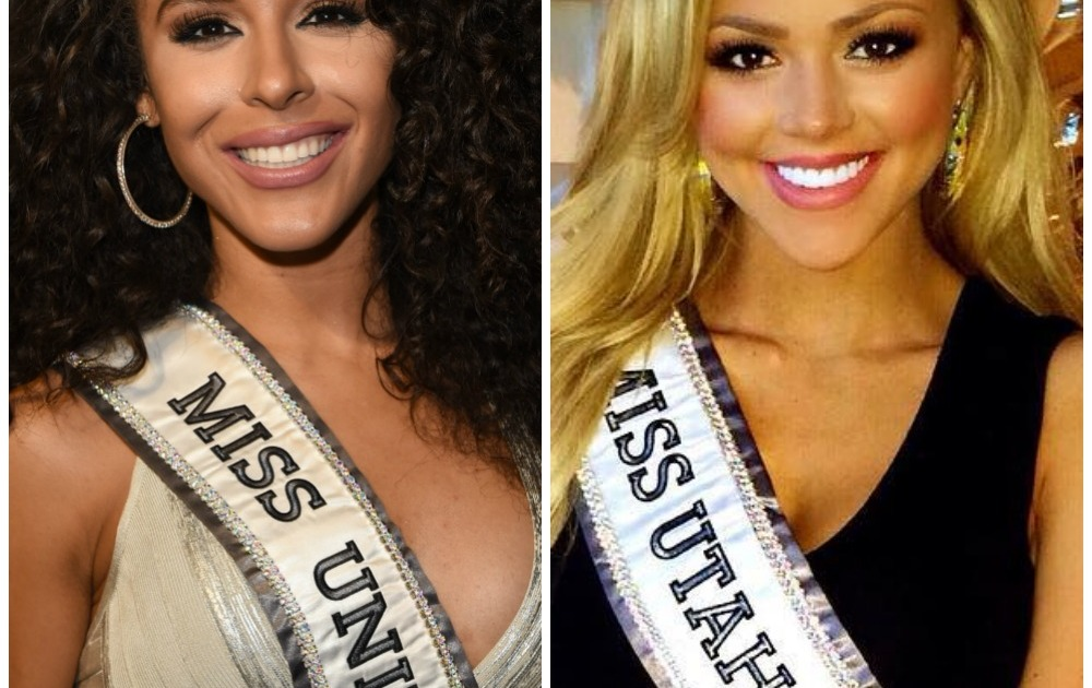 Models fight in gym bathroom after social media feud
