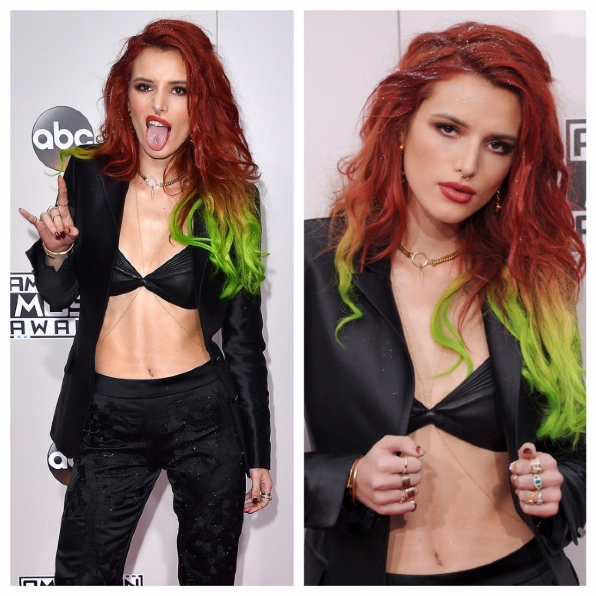 bella thorne getty images