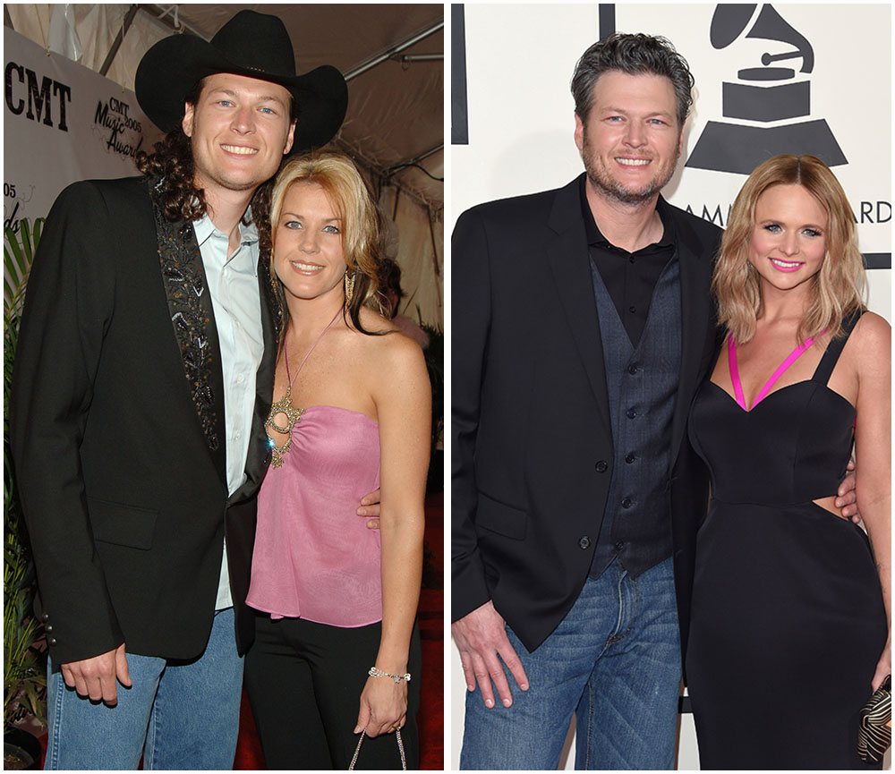 Mutt Lange And Marie Anne Thiebaud Wedding.Blake Shelton Jason Aldean And More Of Country Music S Biggest