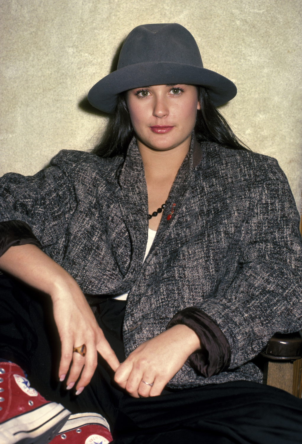 Plastic Surgery? See Demi Moore's Time-Defying ...