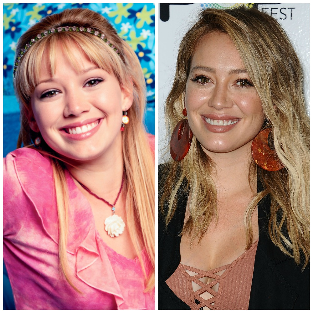 Hilary Duff Ashley Tisdale And More See What Your Favorite Disney