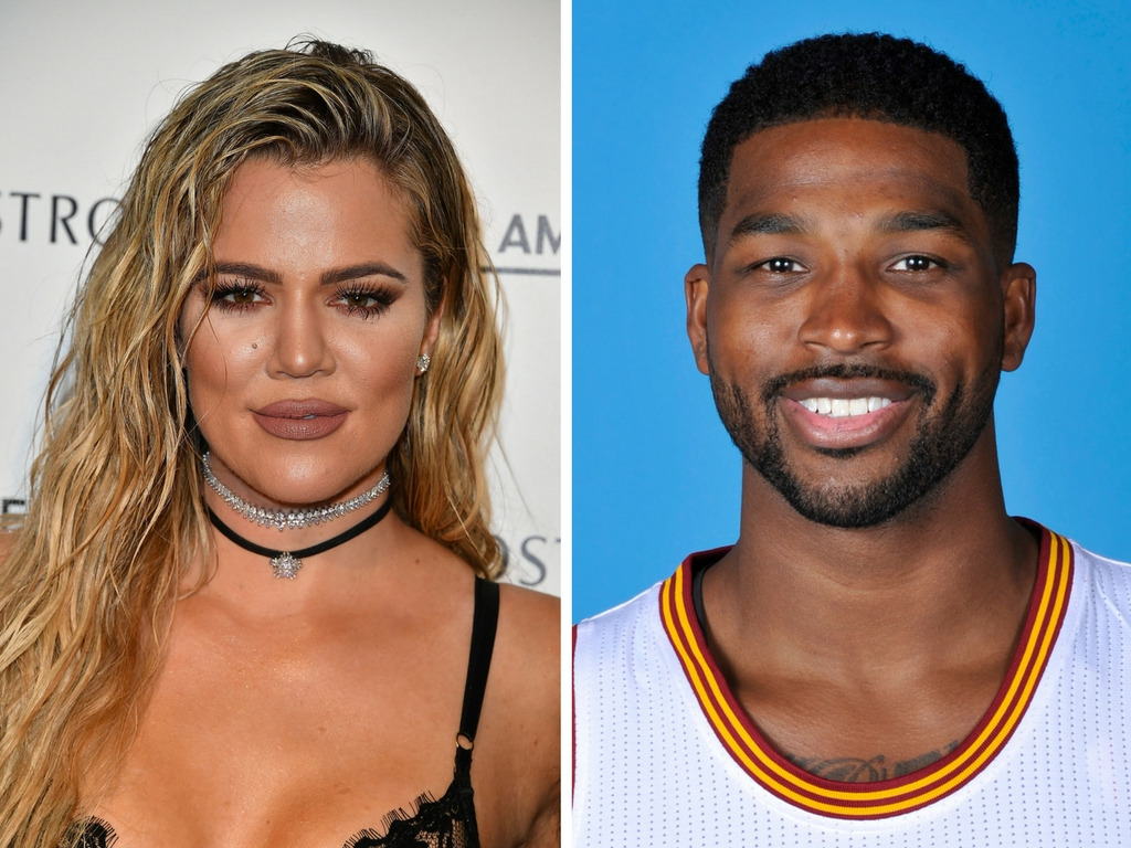 khloe kardashian tristan thompson getty