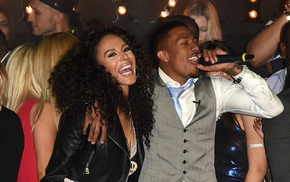Nick Cannon Expecting Baby No. 3 With Ex-Girlfriend ...