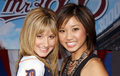 Disney Kids Then and Now Ashley Tisdale Brenda Song