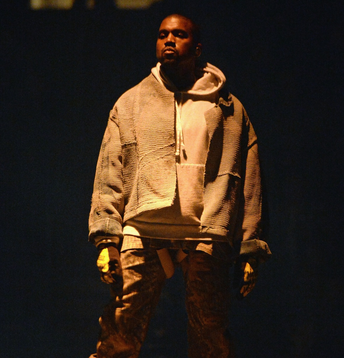 kanye west getty images