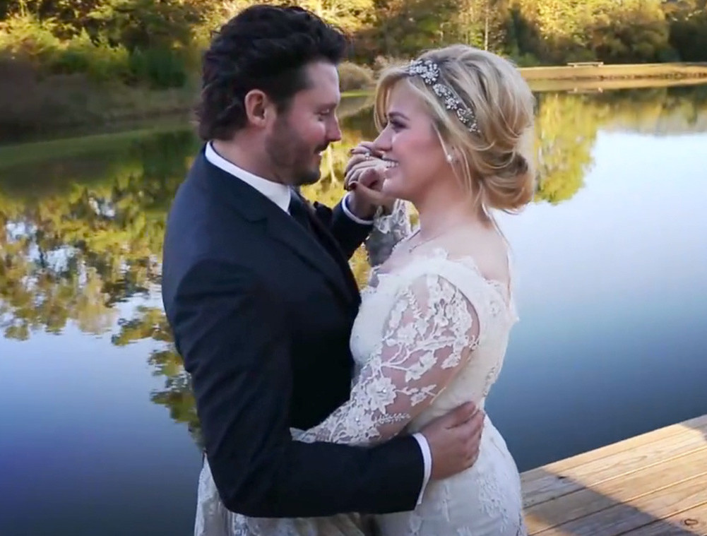 Kelly Clarkson Wedding.Kelly Clarkson Carrie Underwood And More American Idol