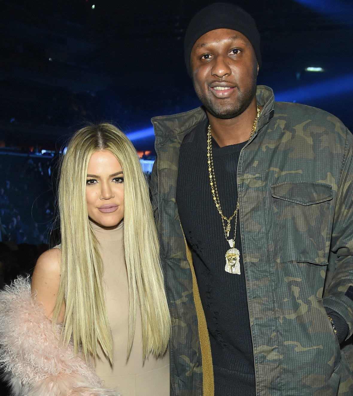 khloe kardashian lamar odom getty images