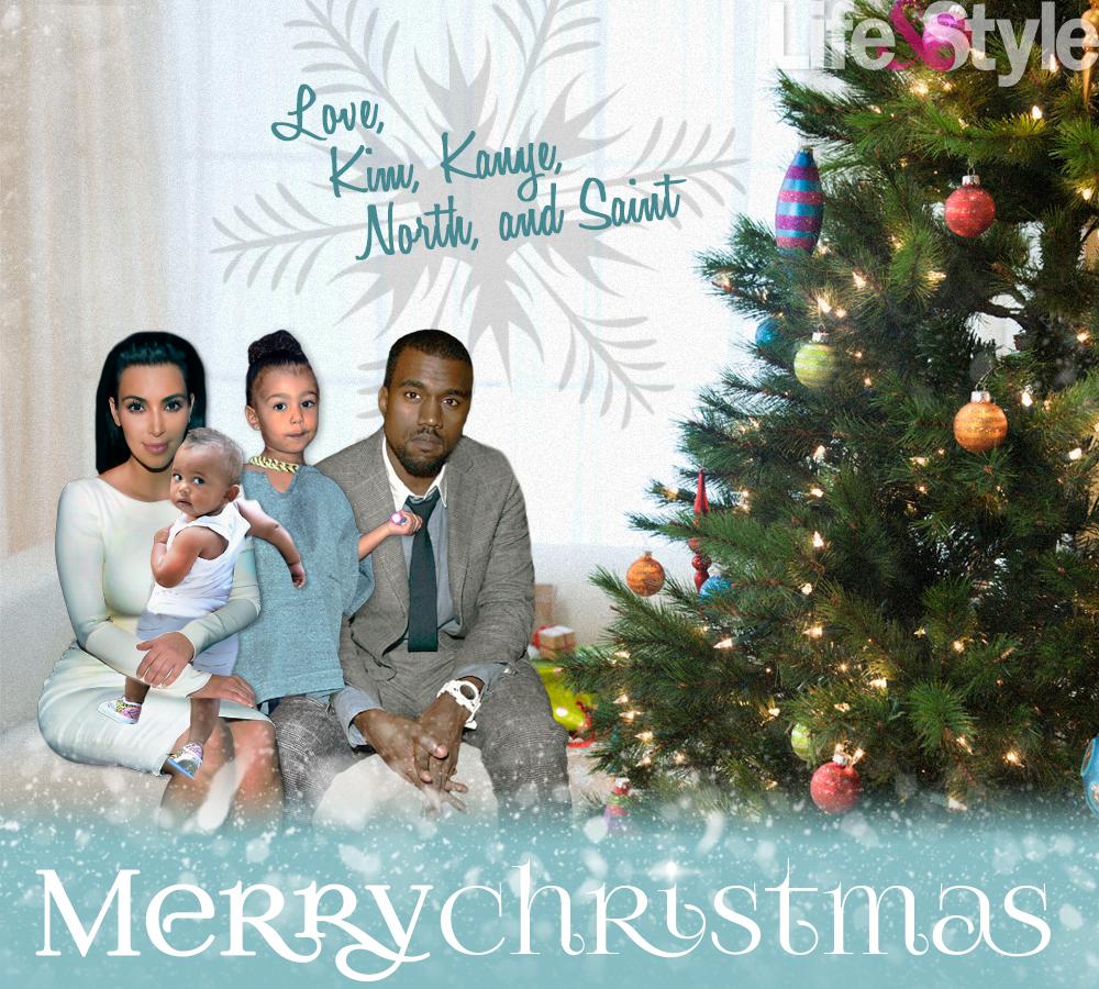See The Kardashians 2016 Christmas Card