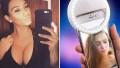 kim-selfie-light