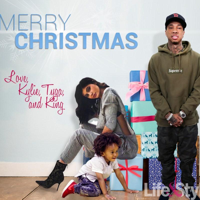 See the Kardashians\' 2016 Christmas Card