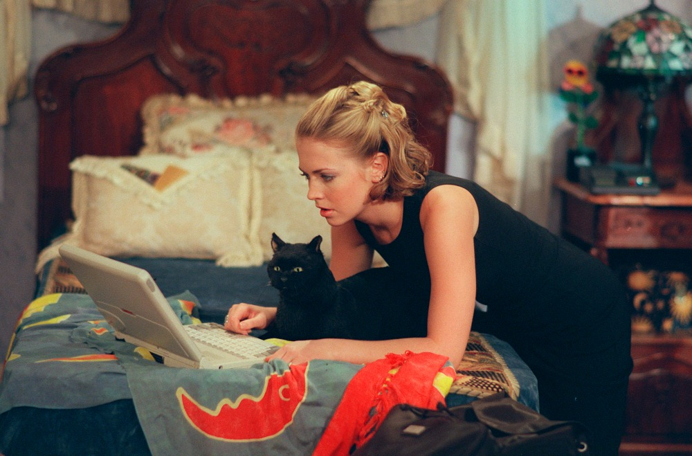 sabrina the teenage witch getty