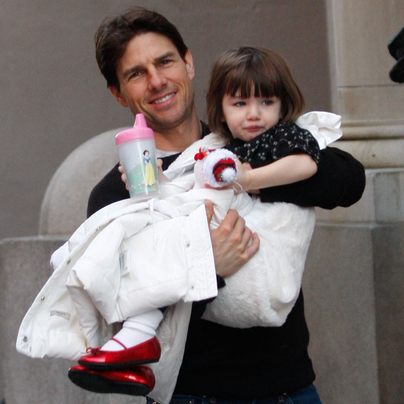 0cc2ec7cfda Does Tom Cruise See Daughter Suri  Here s What We Know