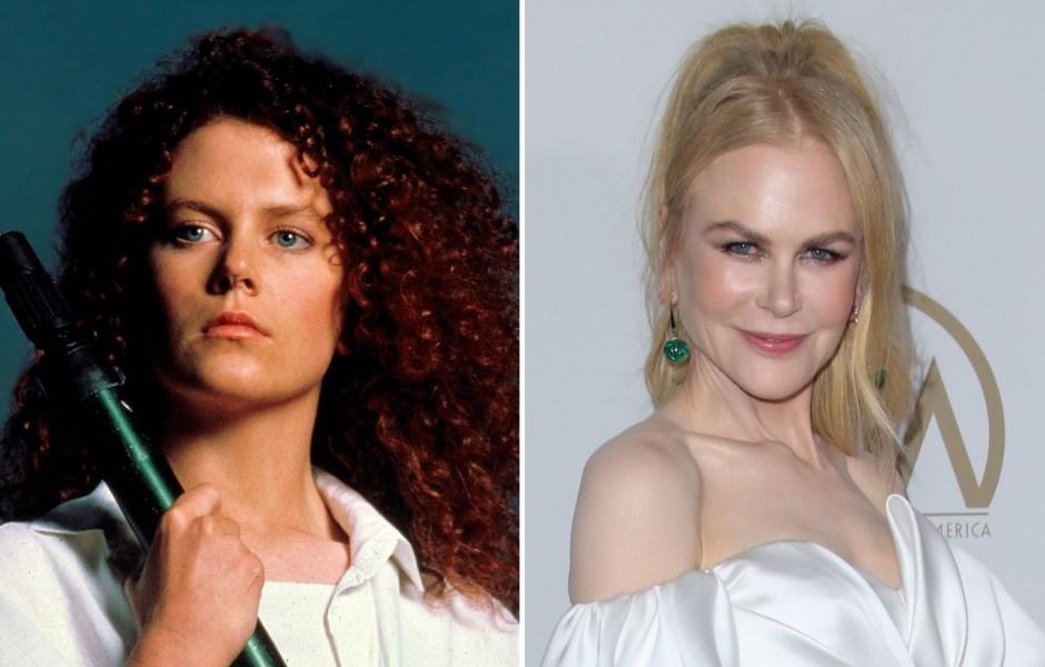 Nicole Kidman Transformation