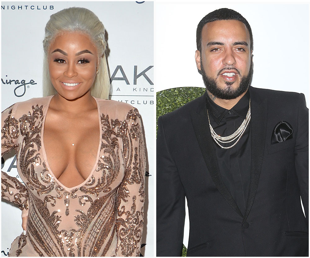 who has blac chyna dated