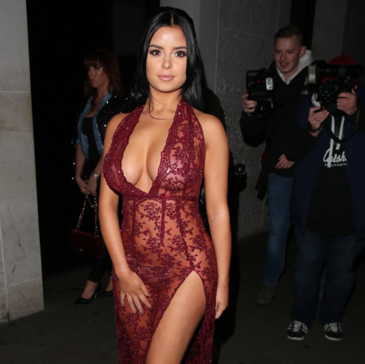 Demi Rose Mawby Is Naked Royalty For The Cover Of Sixty6