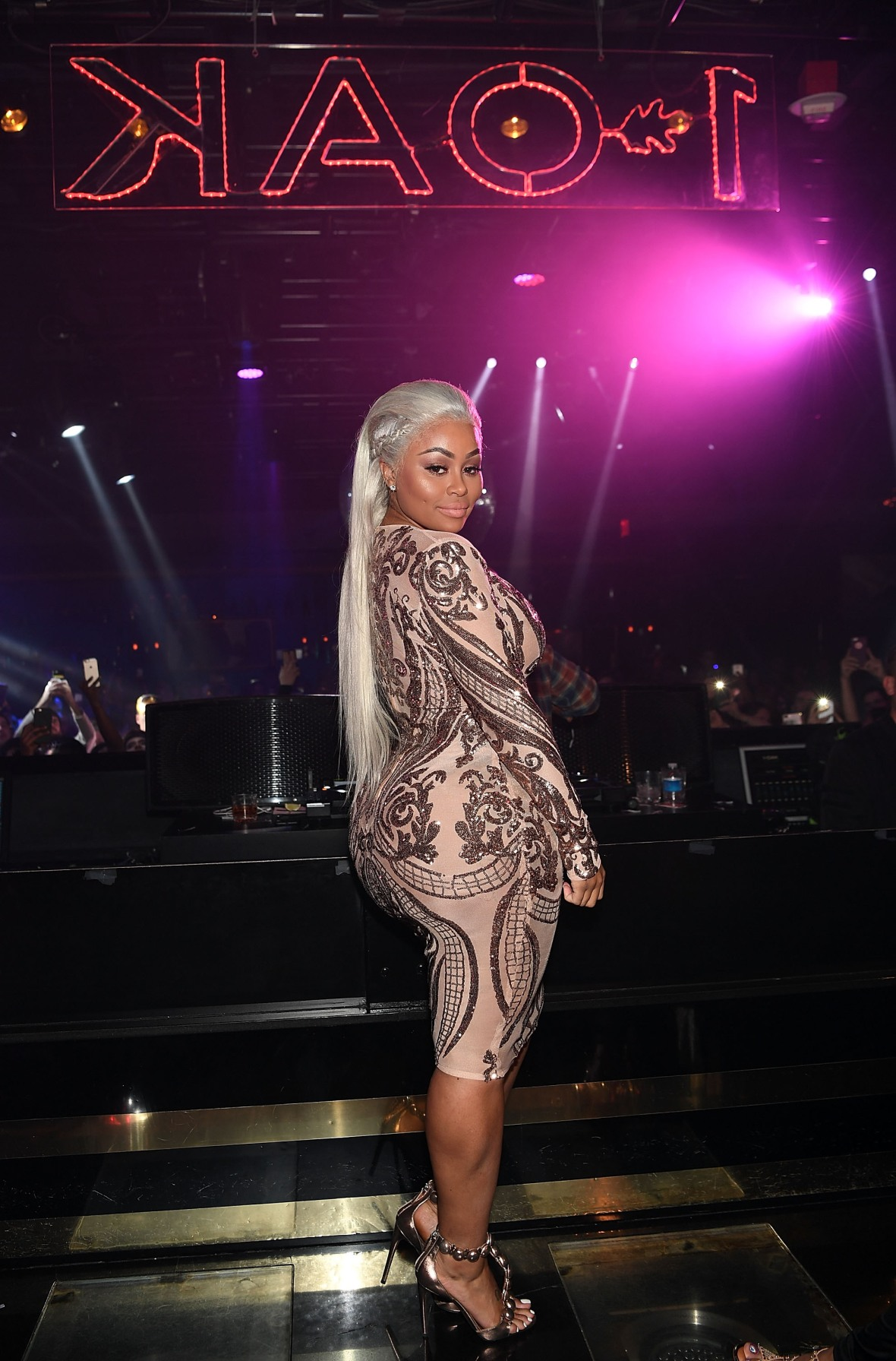 blac chyna getty images