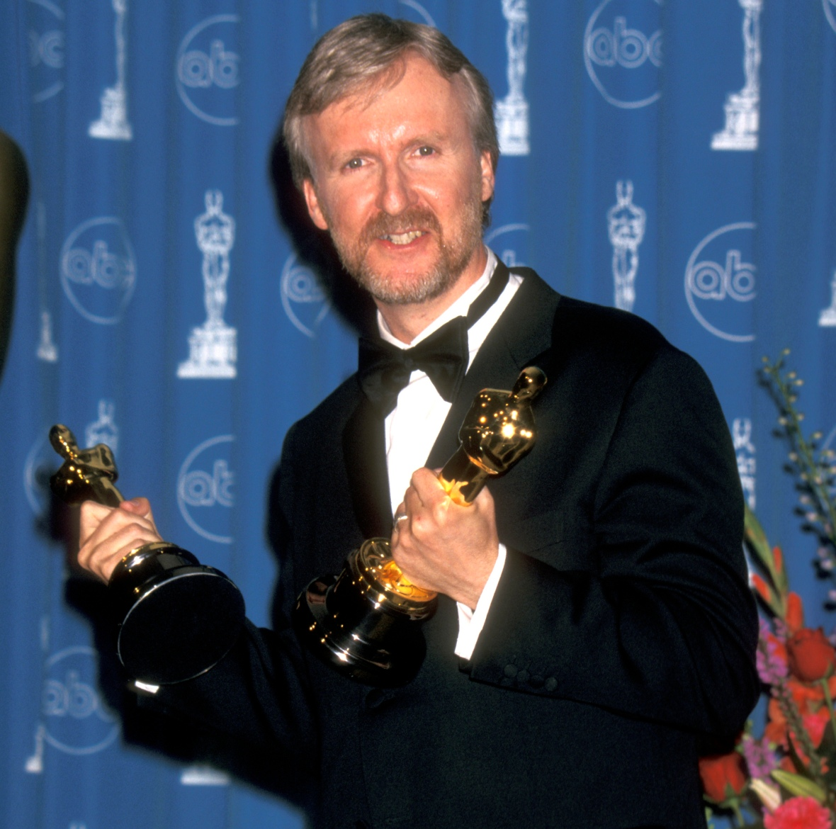 james cameron getty images