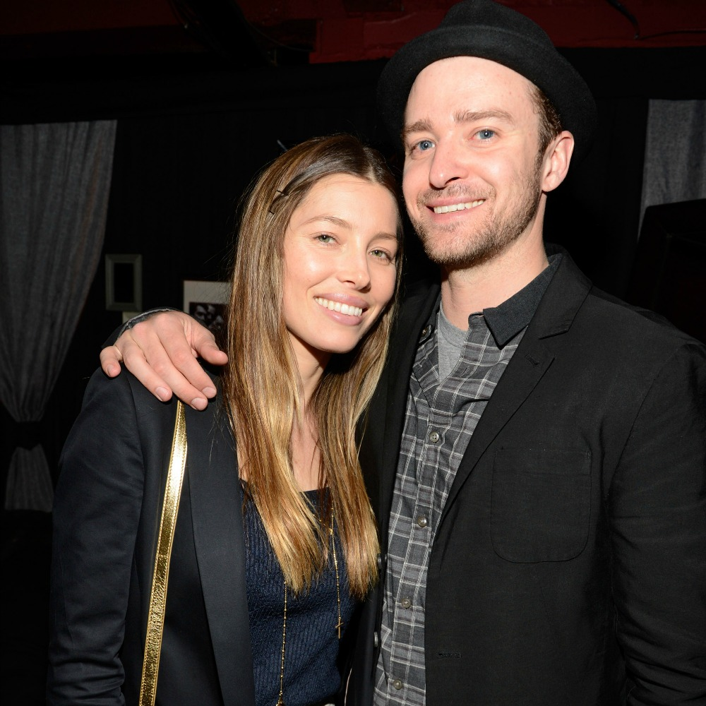 "3226b78cd91 Justin Timberlake Has the Best Reaction to Jessica Biel's ""Surprise"" Baby  News!"