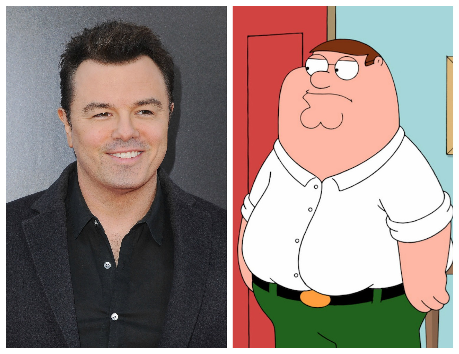 Family Guy Voices See Which Actors Are Behind Your Favorite Characters