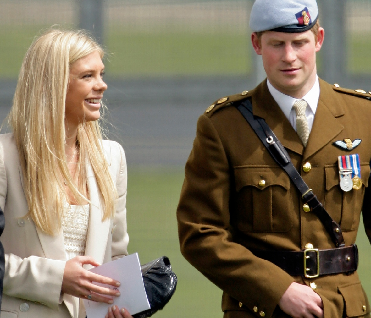 prince harry and chelsy davy 2