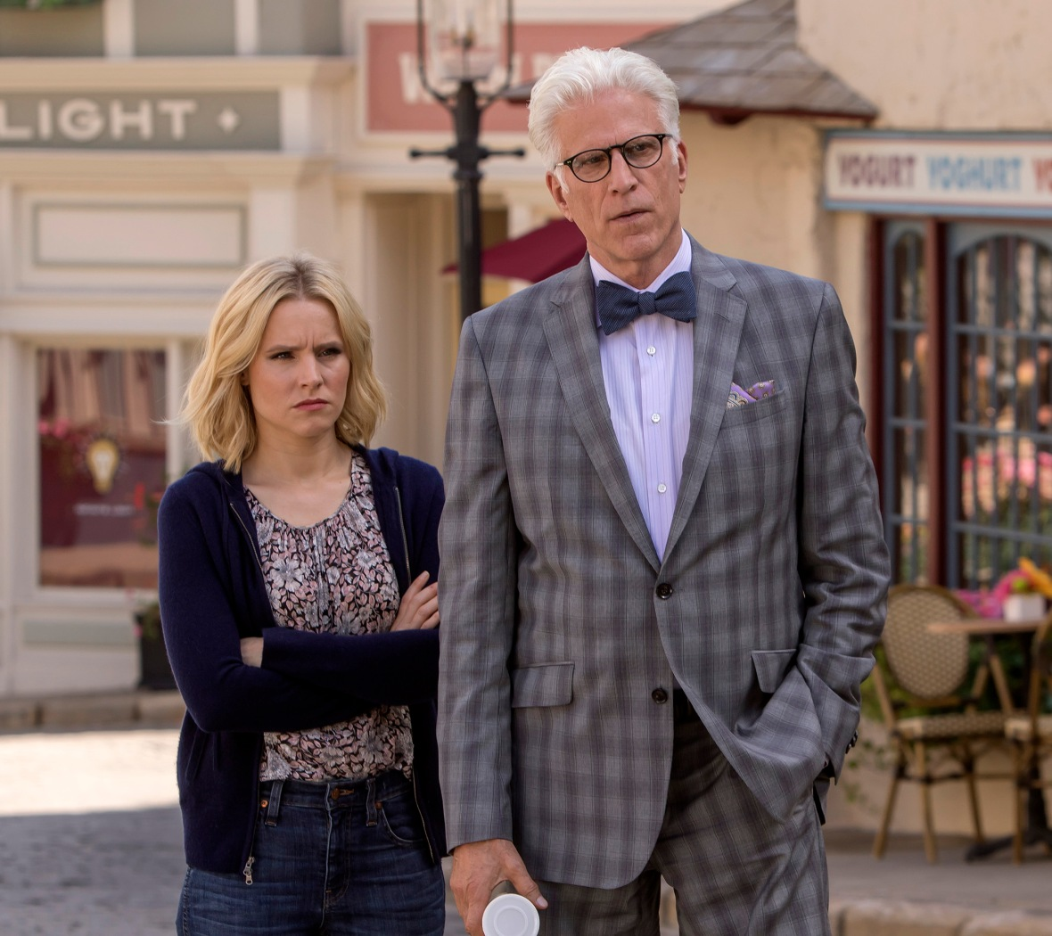 the good place getty images