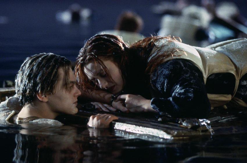 titanic jack rose r/r