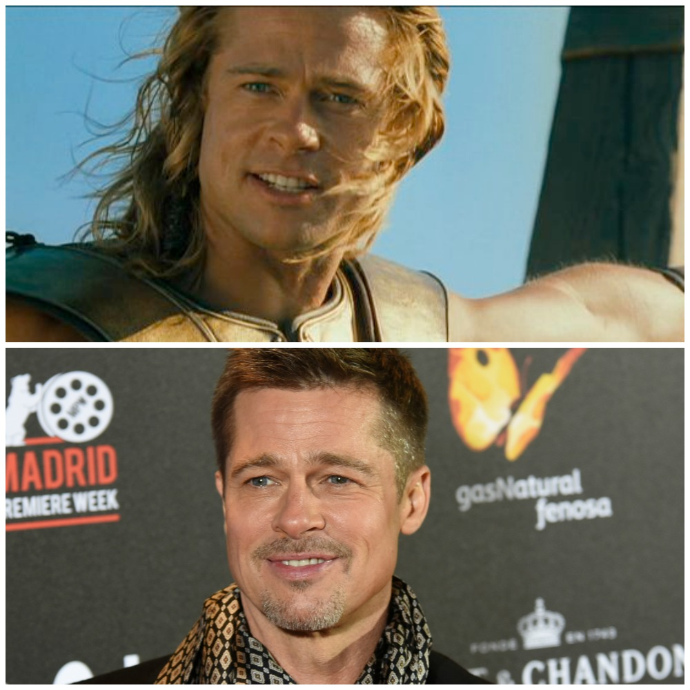 See What Brad Pitt, Orlando Bloom and the Rest of the 'Troy