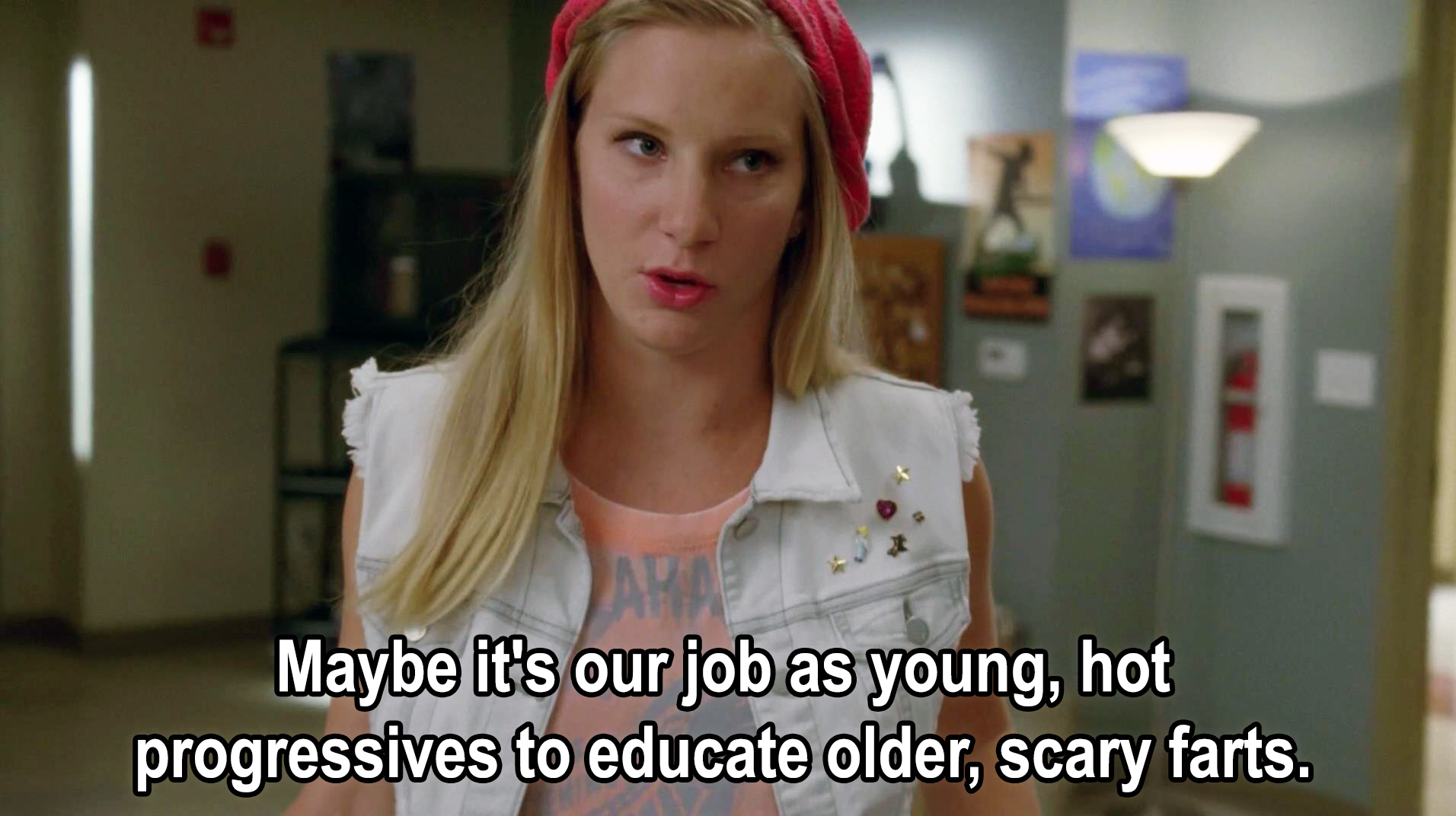 Brittany Pierce's Funniest Quotes From 'Glee