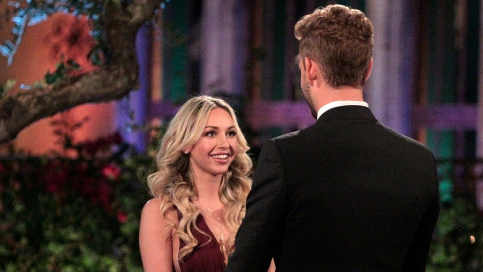 corinne from the bachelor nanny
