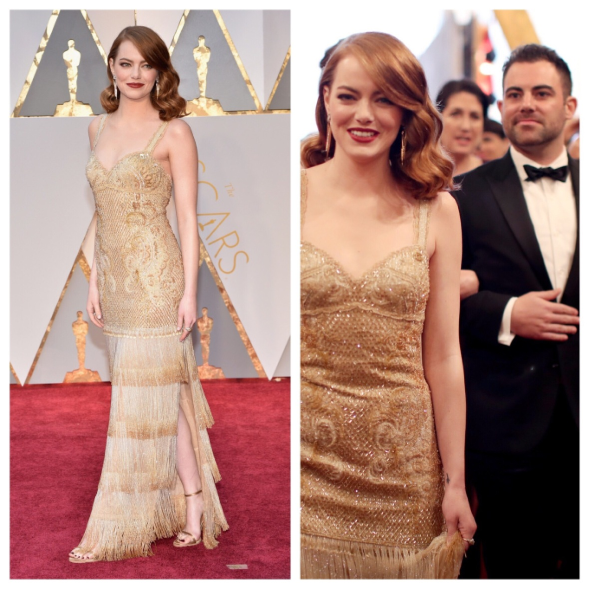 emma stone brother getty images