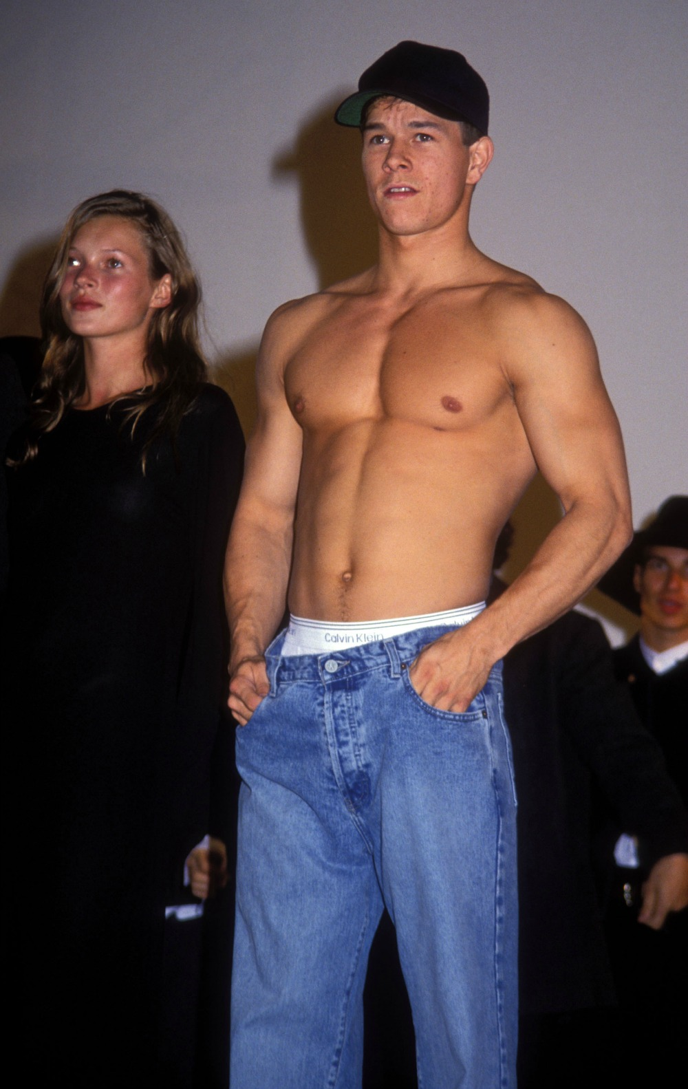kate moss mark wahlberg getty