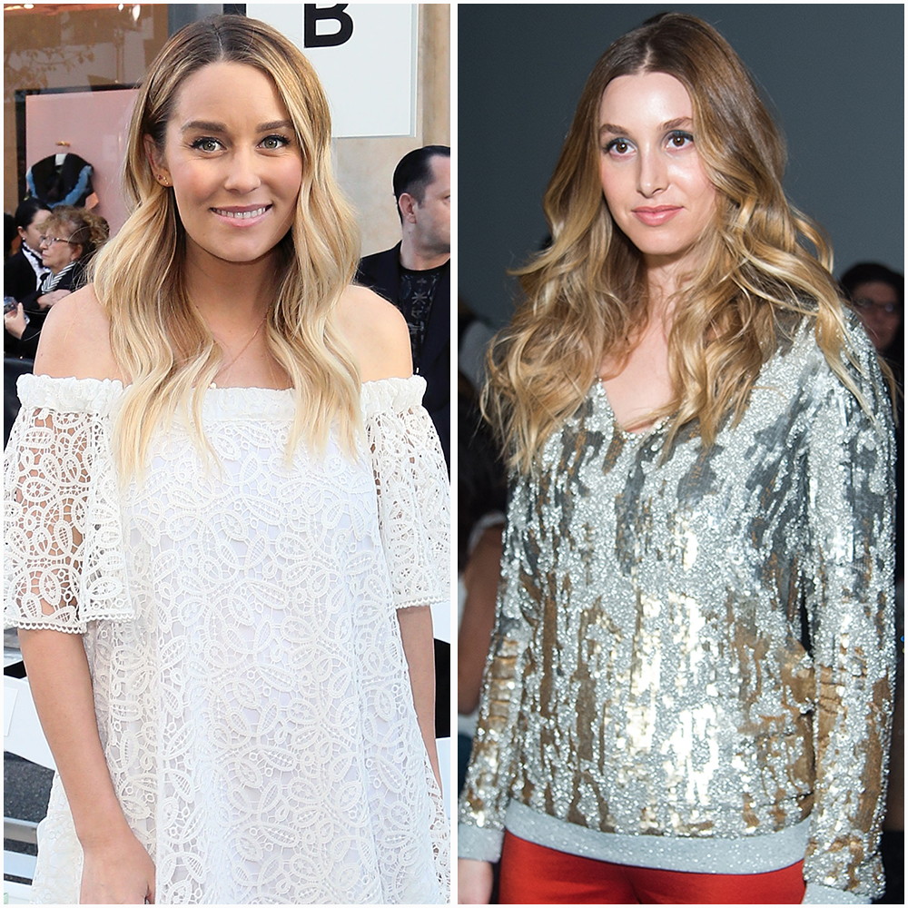 lauren conrad whitney port getty images