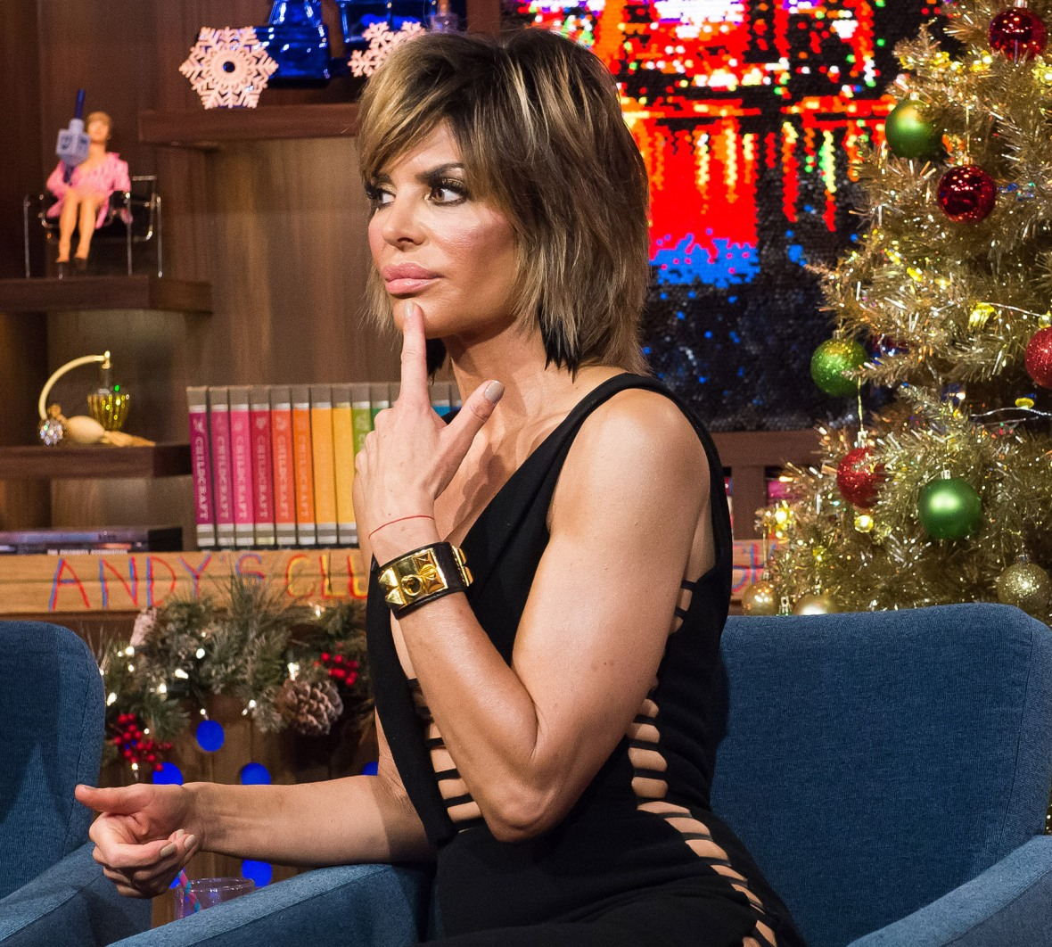 lisa rinna getty images