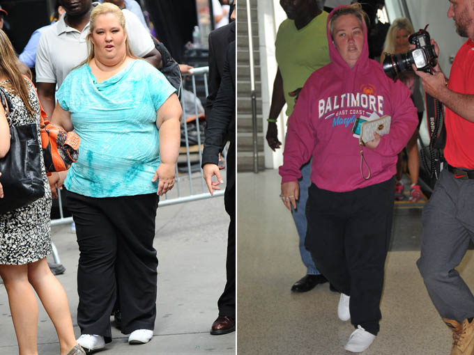 mama june weight loss splash