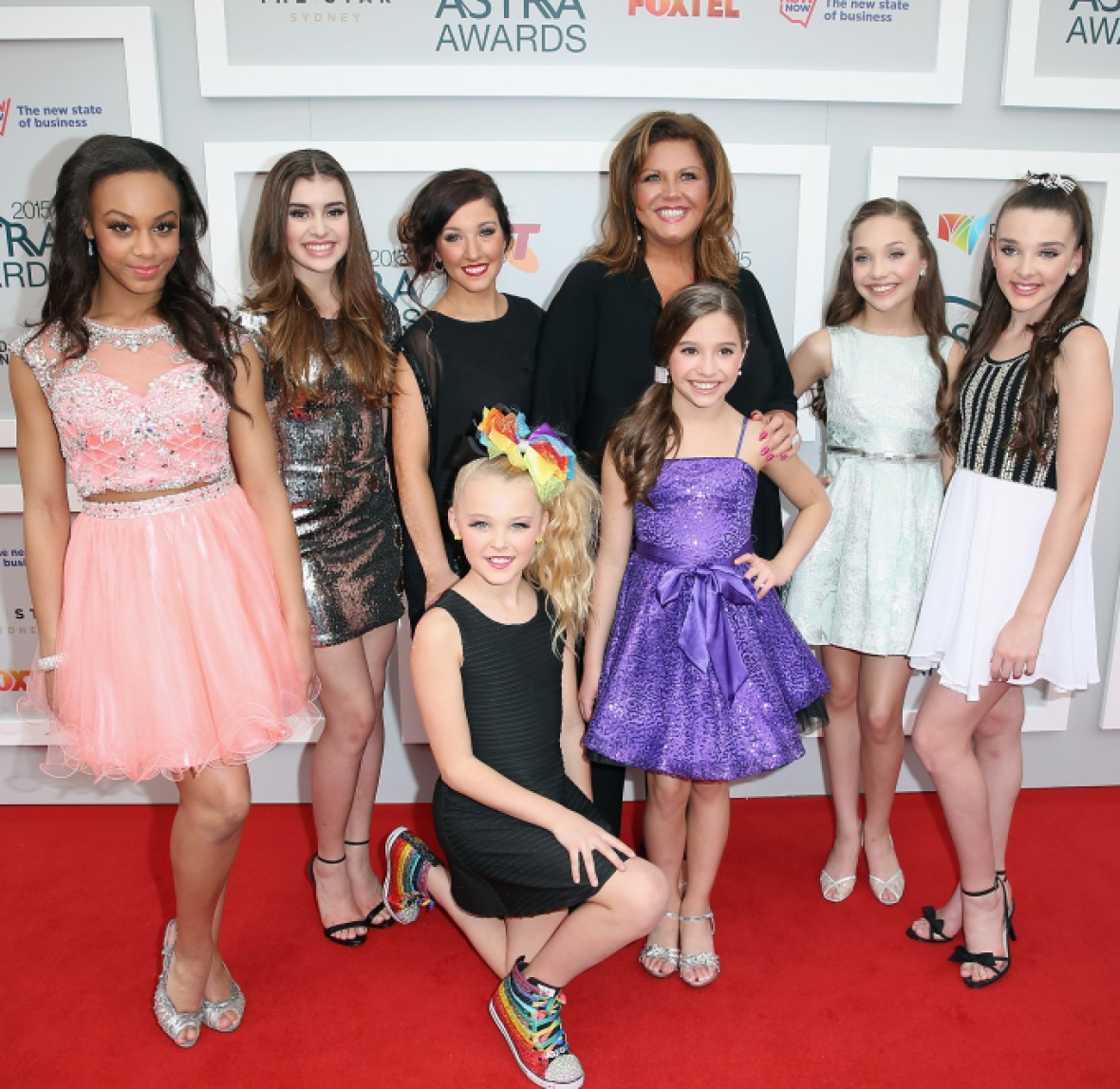 abby lee miller dancers getty images